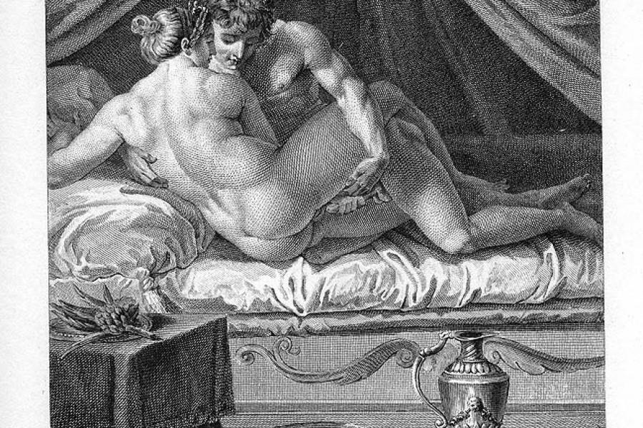 Porno im 16. Jahrhundert