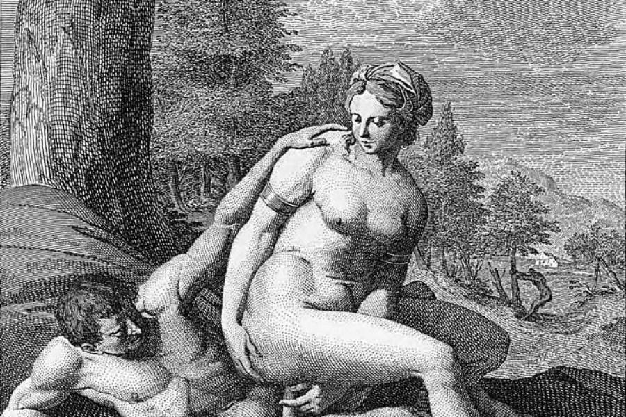 Historische Porno
