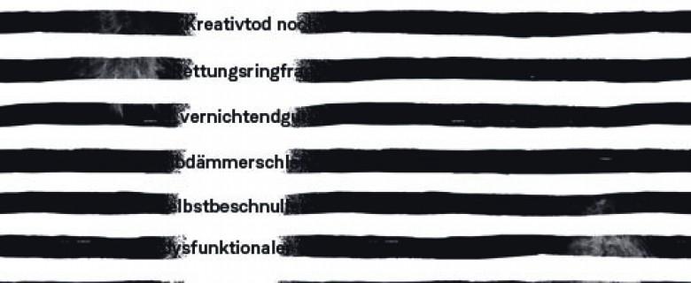 #4 – L. Engström – Gehirnorange, Sichselbstbeschnullern, Perfektion