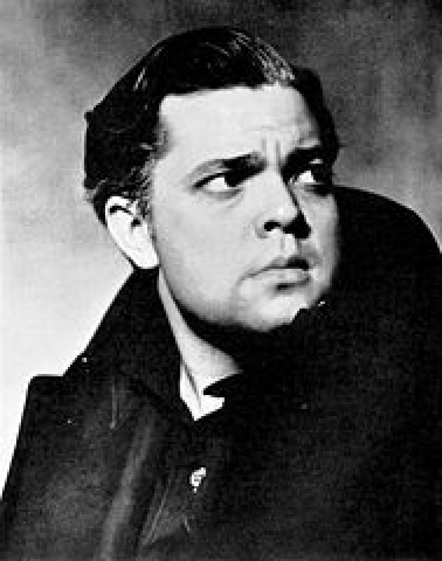 Orson Welles – Go on singing