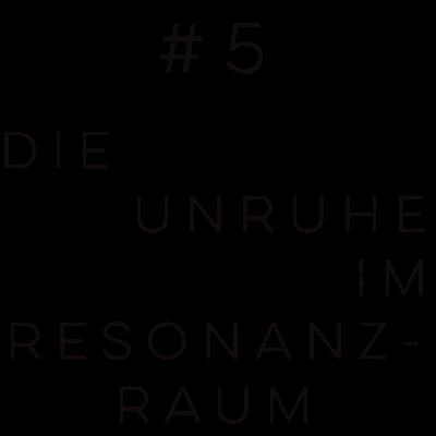 #5 – L. Engström – Die Unruhe im Resonanzraum