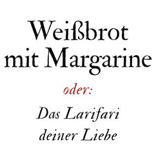 Weißbrot mit Margarine