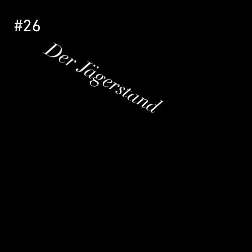 #26 – L. Engström – Der Jägerstand